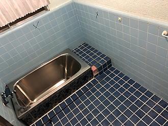 在来浴室をユニットバスへリフォーム